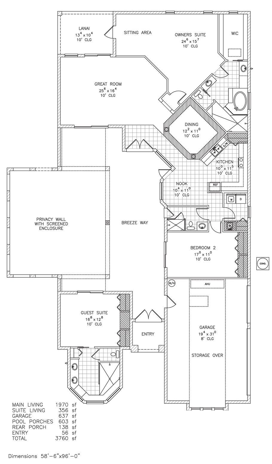 Villa mediterranean palm coast custom home for Duran homes floor plans