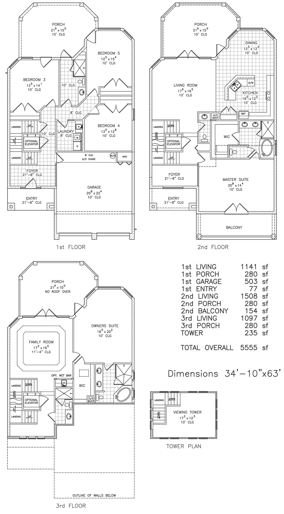 Harbor View Sea Watch Oceanfront Floor Plan Palm