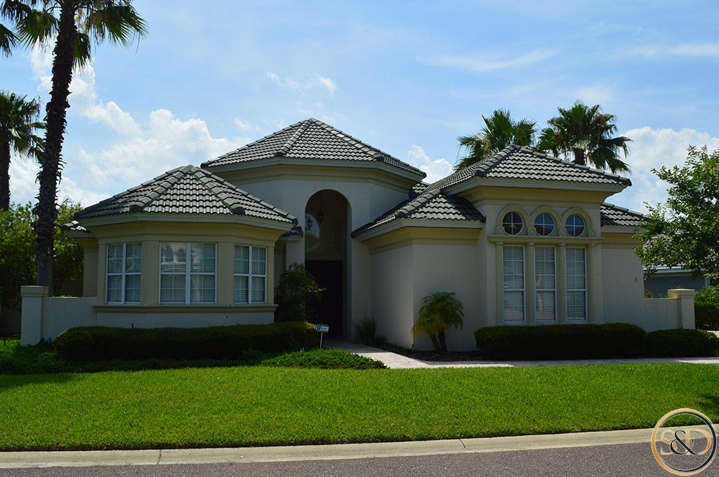 Custom home gallery palm coast fl and flagler beach fl Mediterranean custom homes