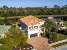 Custom home in Palm Coast Plantation by Stoughton & Duran, photo 15