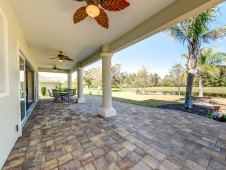 Custom home in Palm Coast Plantation by Stoughton & Duran, photo 18