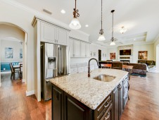 Custom home in Palm Coast Plantation by Stoughton & Duran, photo 38