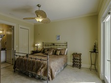 First floor guest bedroom - oceanfront home - Palm Coast, FL