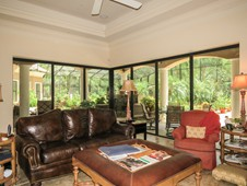 First floor living room - manor home - Ormond Beach Florida