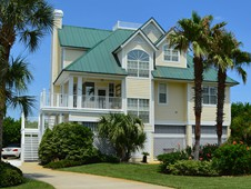 Three story Key West style home - Flagler Beach, Florida
